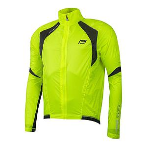 **FORCE X53 WINDPROOF JACKET FLUO/BALCK S/M