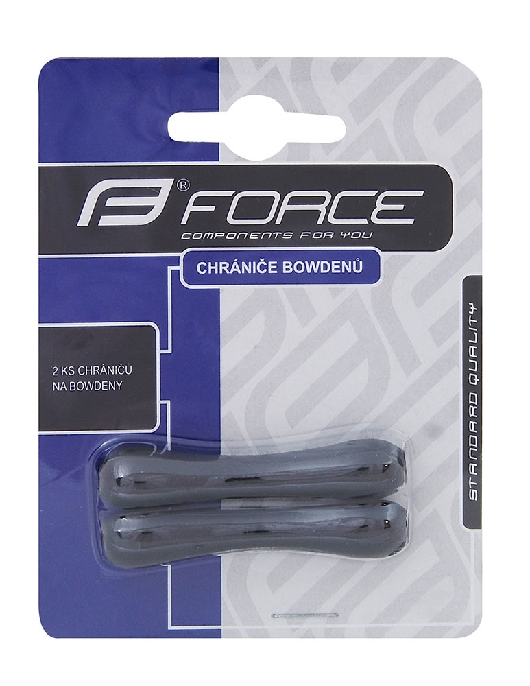 **FORCE FRAME PROTECTOR BRAKE CASING BLACK 5MM
