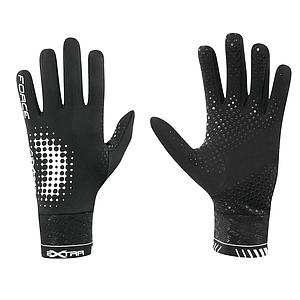 **FORCE EXTRA GLOVES BLACK S