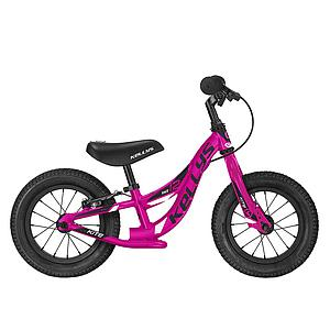 "**KELLYS KITE 12 RACE BALANCE BIKE PINK 12"" (WITH REAR BRAKE)"