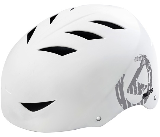 **KELLYS JUMPER HELMET WHITE/GREY L 58-61