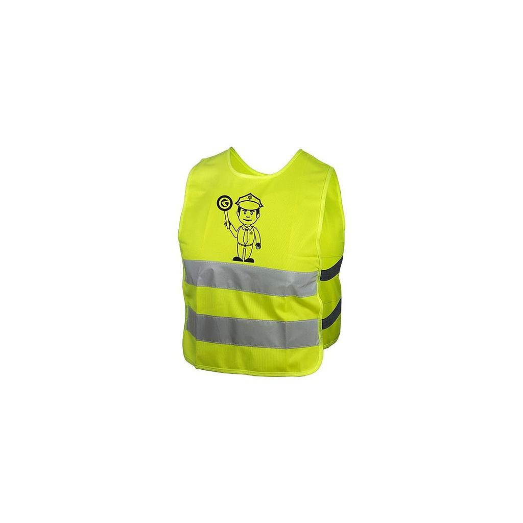 **KELLYS STARLIGHT POLICE CHILDREN REFLECTIVE VEST M