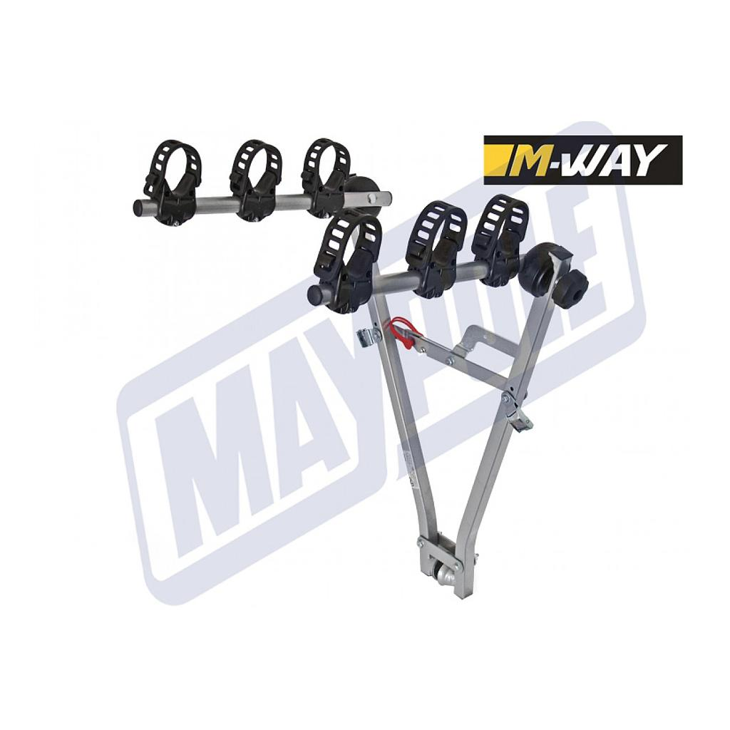 **MAYPOLE TOWBALL 3 BIKE CARRIER