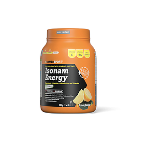 **NAMEDSPORT ISONAM ENERGY - LEMON ISOTONIC DRINK 480G