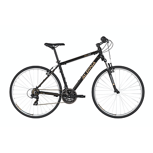 **ALPINA ECO C10 HYBRID BIKE M BLACK
