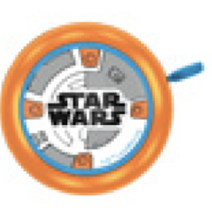 **STAR WARS BB8 CARTOON BELL