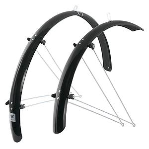 FORCE TREKKING MUDGUARD PAIR BLACK