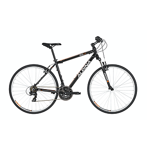 **ALPINA ECO C10 HYBRID BIKE M DARK MANGO