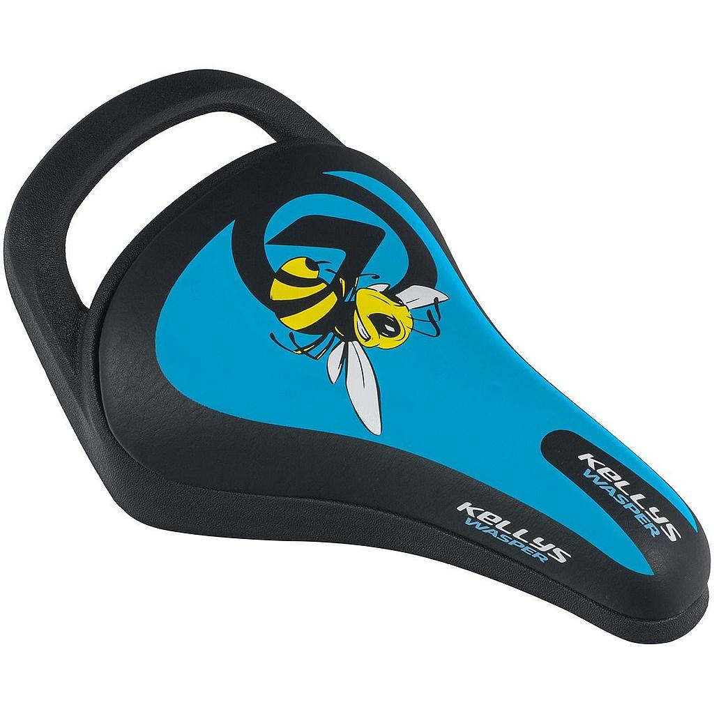 KELLYS WASPER JUNIOR SADDLE BLUE