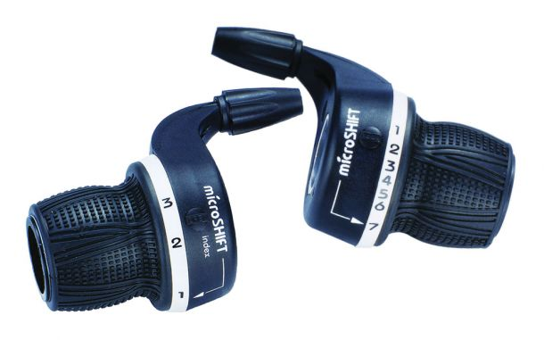 MICROSHIFT 8 SPEED SHIFTERS (PAIR)