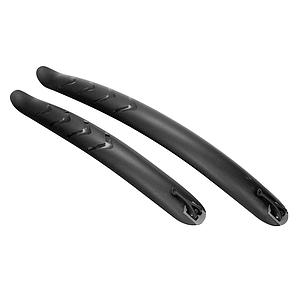 ECT ROAD QR ROAD MUDGUARD PAIR BLACK