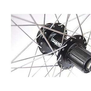 **ALLOY 700C 8SPEED CASSETTE HYBRID REAR WHEEL DOUBLE WALL
