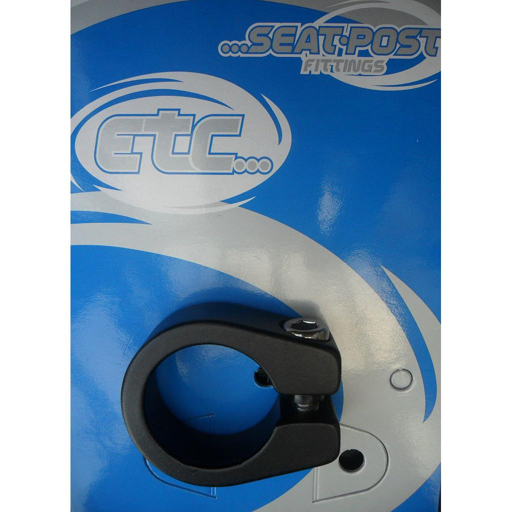 ETC SEAT CLAMP BLACK 34.9MM