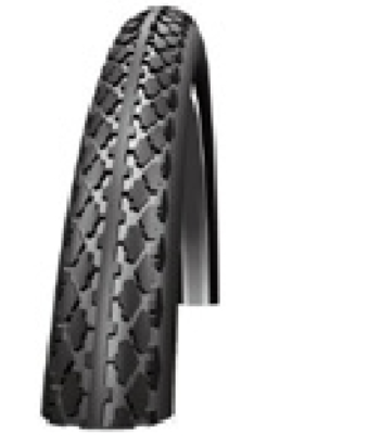 **SCHWALBE ACTIVE LINE TYRE 27 X 11/4  GUM WALL