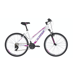 ALPINA ECO LM10 S LADIES MTB BIKE WHITE