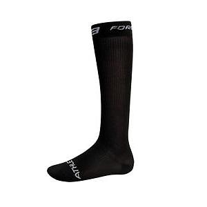 **FORCE COMPRESSION SOCKS BLACK L/XL