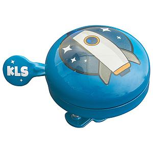 KLS BY KELLYS BELL 60 KIDS BICYCLE BELL BLUE