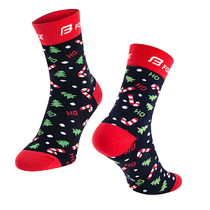 **FORCE X-MAS SOCKS L/XL