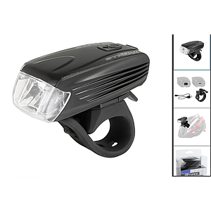 **FORCE STREAM 400LM USB FRONT LIGHT