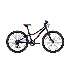 "KELLYS KITER 30 JUNIOR BIKE PURPLE  24"" WHEEL"
