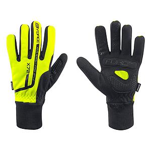 **FORCE X72 WINTER GLOVES FLUO LARGE