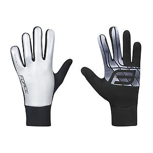 **FORCE REFLECT GLOVES, REFLECTIVE X/LARGE